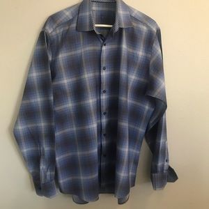 TailorByrd sz XL long sleeve shirt excellent